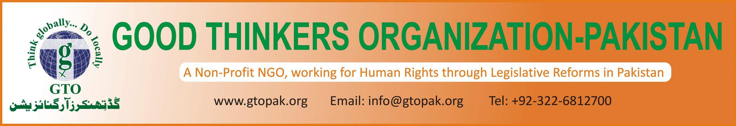 Good Thinkers Organization